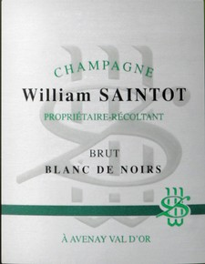 William Saintot Premier Cru Blanc de Noirs